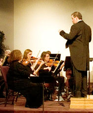Stow Symphony Orchestra in Concert