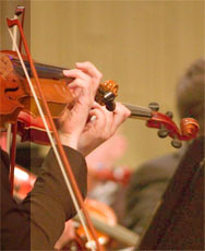 Stow Symphony Orchestra Strings